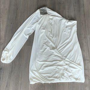 NWT Laundry Ivory Mini Dress size 6